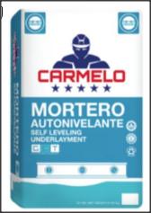Cemento Autonivelante 8