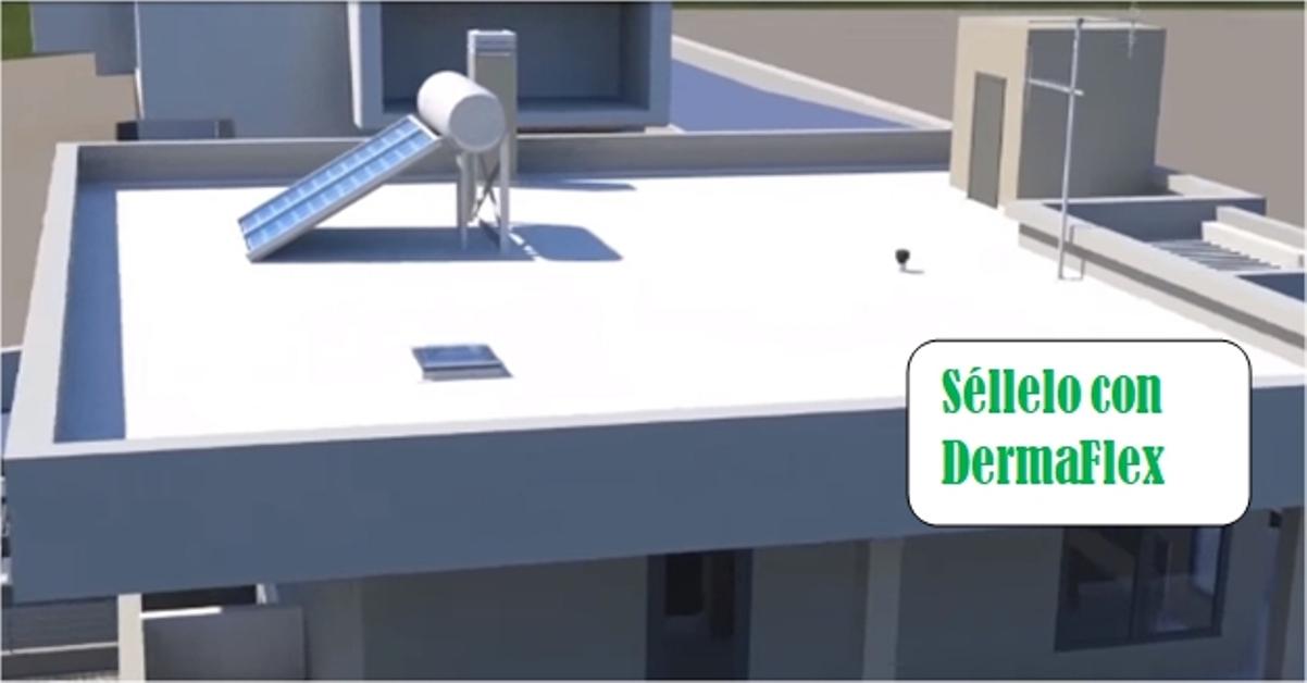 Sistema Sellador DermaFlex ASSA