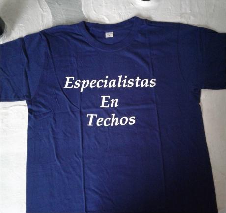 Camisetas para Techeros $1.00 1