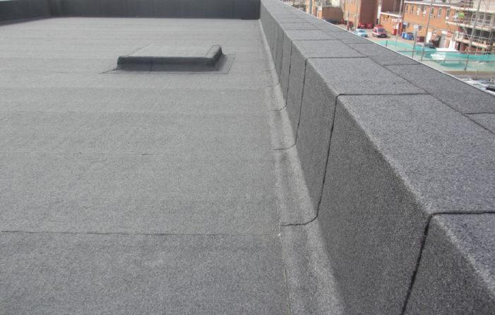 Sellado de techos resistente a sismos 8